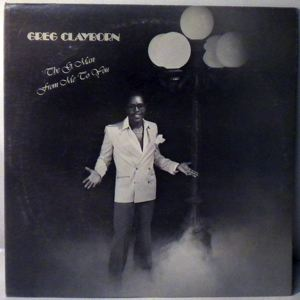 GREG CLAYBORN - The G Man From Me To You - LP
