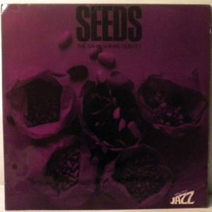 THE SAHIB SHIHAB QUINTET - Seeds - LP