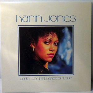 KARIN JONES - Under The Influence Of Love - 33T