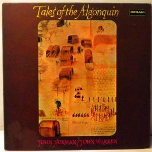 JOHN SURMAN - JOHN WARREN - Tales of the algonquin - LP