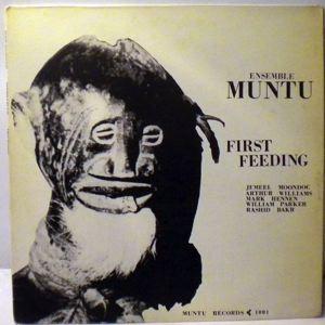 ENSEMBLE MUNTU - First Feeding - LP