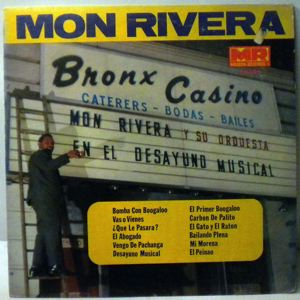 MON RIVERA Y SU ORQUESTA - Same - LP