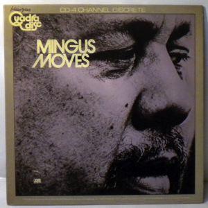 CHARLES MINGUS - Mingus Moves - LP