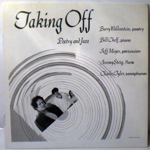 BARRY WALLENSTEIN - Taking Off - LP