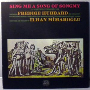 ILHAN MIMAROGLU - Sing me a song of songmy - LP