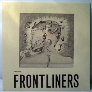 VARIOUS - Black United Frontliners - LP