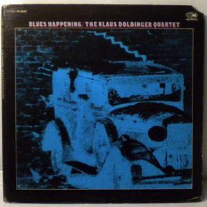 KLAUS DOLDINGER - Blues Happening - LP