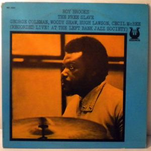 ROY BROOKS - The Free Slave - LP