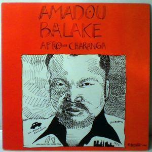 AMADOU BALAKE - Afro-charanga - LP