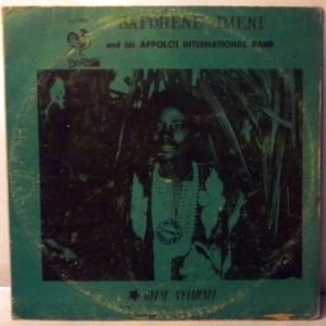 SAFOHENE DJENI - Et l'Appolos International Band - 33T