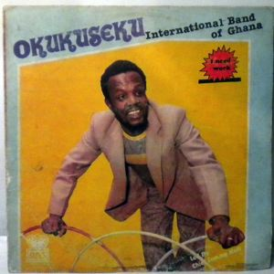 OKUKUSEKU INTERNATIONAL BAND OF GHANA - I need work - 33T