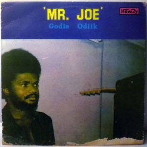 GODIE ODIIK - Mr. Joe - 33T