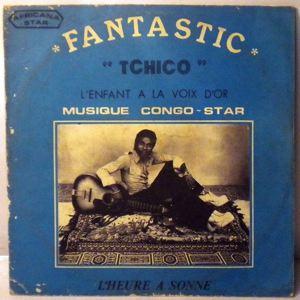 FANTASTIC TCHICO - L'heure a sonne - LP