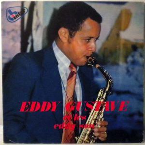 EDDY GUSTAVE ET LES EDDY-SON - Bananas - LP