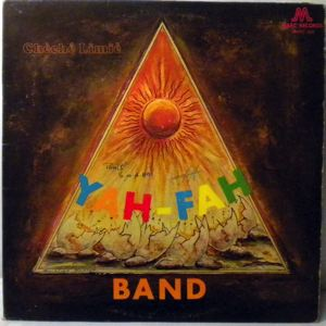 YAH FAH BAND - Cheche limie - LP