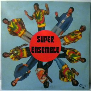 SUPER ENSEMBLE - Same - LP