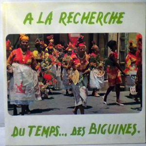 LES AMIS DES ONDES - A la recherche du temps des Biguines - LP