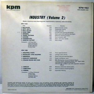 VARIOUS - Industry Volume 2 - LP