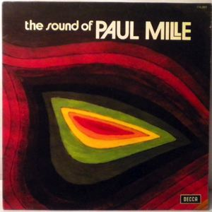 PAUL MILLE - The Sound Of Paul Mille - LP