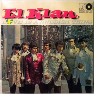 EL KLAN - Love Is A Swedish Thing - 33T