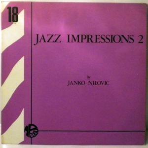 JANKO NILOVIC - Jazz Impressions 2 - LP