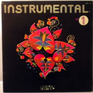 CLAUDE ROGEN - Instrumental N¡ 1 - LP
