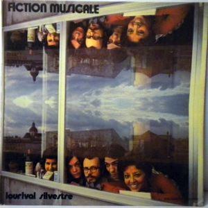 LOURIVAL SILVESTRE - Fiction Musicale - LP