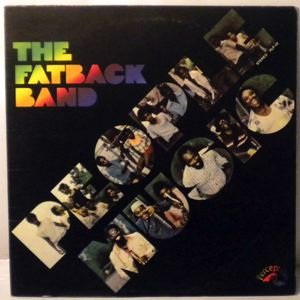 THE FATBACK BAND - People music - 33T