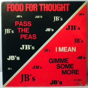 THE JB'S - Food For Thought - 33T