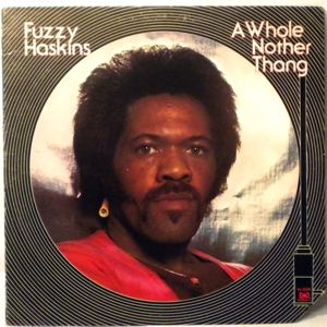 FUZZY HASKINS - A whole nother thang - 33T