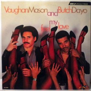 VAUGHAN MASON AND BUTCH DAYO - Feel my love - LP