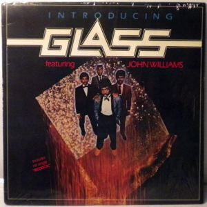 GLASS - Introducing Glass, featuring John Williams - 33T