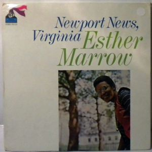 ESTHER MARROW - Newport News Virginia - 33T