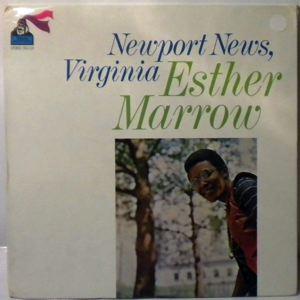 ESTHER MARROW - Newport News Virginia - 33T