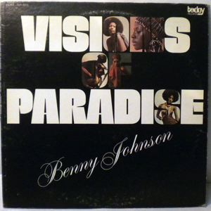 BENNY JOHNSON - Visions of paradise - 33T