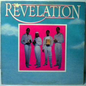 REVELATION - Same - 33T