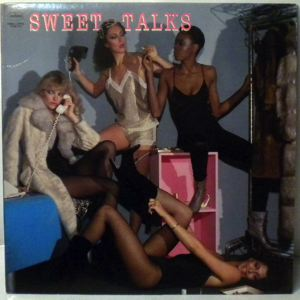 SWEET TALKS - Same - LP