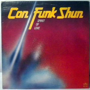 CON FUNK SHUN - Spirit of love - 33T
