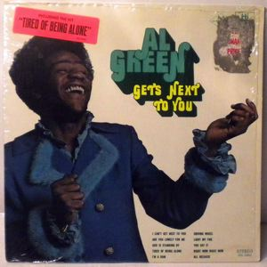AL GREEN - Gets Next To You - 33T