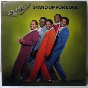 SHO-NUFF - Stand up for love - LP