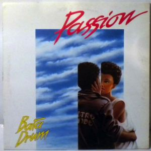 BATA DRUM - Passion - LP
