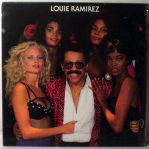 LOUIE RAMIREZ Y SUS AMIGOS - Same - LP