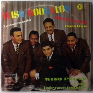 WISO PAGAN Y SUS INTERNACIONALES - Wiso Boogaloo - LP