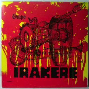 GRUPO IRAKERE - Same - LP