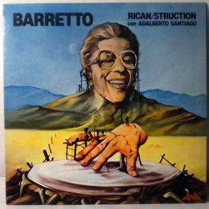 RAY BARRETTO - Rican/Struction - 33T
