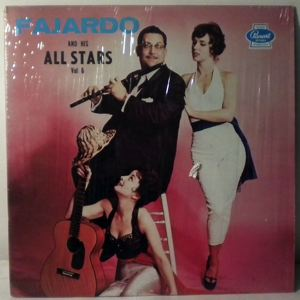 FAJARDO AND HIS ALL STARS - Vol. 6 - LP