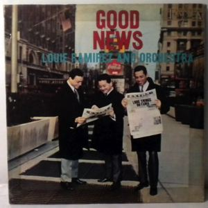 LOUIE RAMIREZ AND ORCHESTRA - Good News - 33T