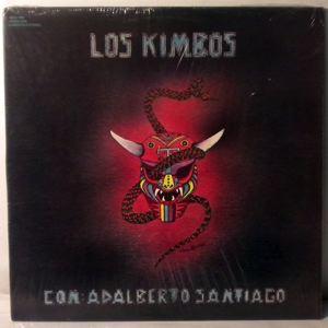 LOS KIMBOS - Con Adalberto Santiago - LP