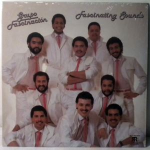 GRUPO FASCINACION - Fascinating Sounds - LP