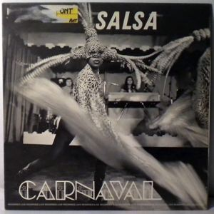VARIOUS - Salsa Carnaval - LP